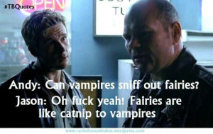 True Blood - Jason & Andy