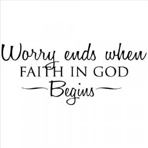 Faith Quotes ~ Amazing Faith Quotes!