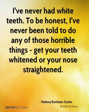 Teeth Quotes