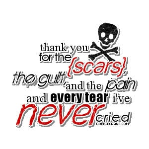 Emo Quotes, Heart Break Quotes, Emo Glitter Graphics, Myspace Emo ...