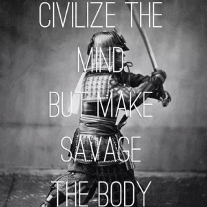 Warrior Quote
