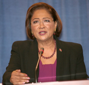 Books About Kamla Persad Bissessar