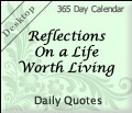 reflections on life daily quote back to gallery reflections on life by ...