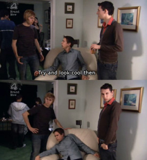 The Inbetweeners, season 1, episode 4, Girlfriend