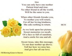 ... .com Remember Mom, Encouragement Quotes, Mom Forever, Mom In Heavens