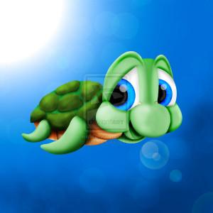 Cute Turtle Geovanialdrighi