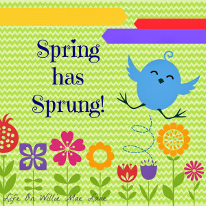 Spring has sprung quotes spring has sprung quotes quotesgram spring
