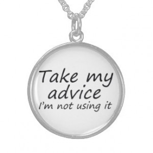 Funny Quotes Necklaces