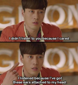 Image result for kdrama funny quotes