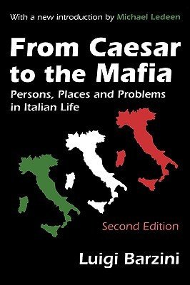 ... Mafia: Persons, Places and Problems in Italian Life (Second Edition