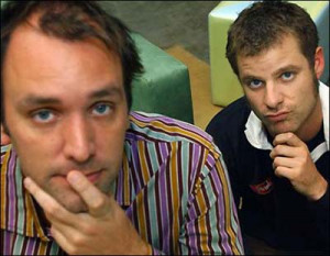 Matt Stone and Trey Parker 400 x 311 - 40k - jpg