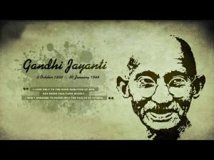 famous gandhi quotes Home Famous Personalities Mahatma Gandhi Picture ...