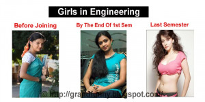 Girls in Engineering Funny