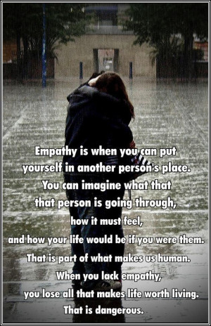 Empathy+Quotes | Via Kim Smith