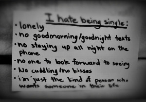 single and lonely quotes