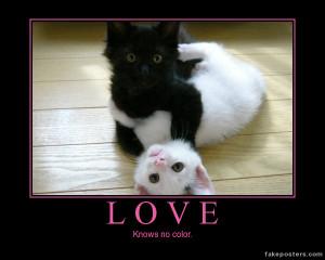 Love - Demotivational Poster