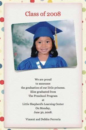 wallpaper Pre-school Graduation Elise#39;s Preschool Graduation