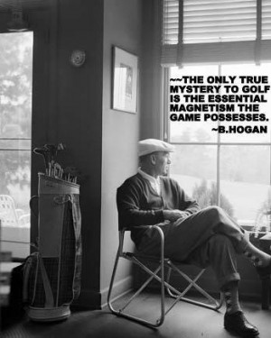 Top 10 Inspirational Ben Hogan Quotes