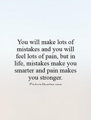 make you stronger quote about smile and gratitude will make you