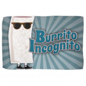 Burrito Incognito 2 Hand Towels
