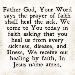 Prayer For Healing, Healing Prayer Quotes, Quotes Healing, God ...
