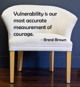 Brene Brown Vulnerability Quote