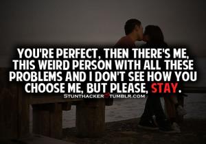 Please Stay..
