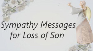 sympathy quotes loss of child