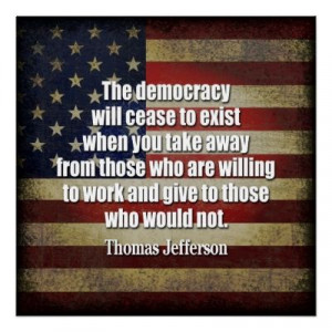 Thomas Jefferson Quote: