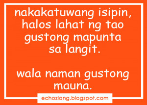 Kilig Quotes Tagalog About Love Wallpaper Picture