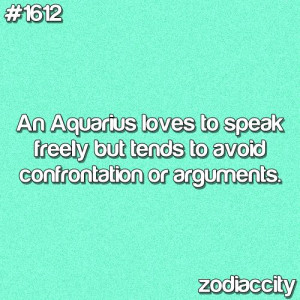 Aquarius Quotes And Sayings Aquarius