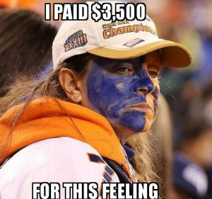 The Best Meme Reactions to the Seahawks vs. Broncos Super Bowl Game