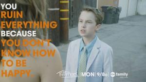 The Fosters ABC Family   Season 1, Episode 10 I Do   Quotes
