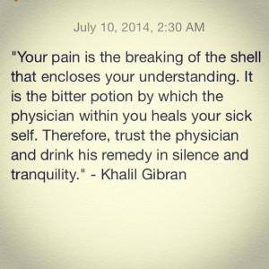Khalil Gibran #onpoint #boondocks #quote #deep