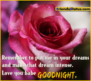 good night love quotes pictures