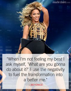 Best Beyonce Quotes - Inspiring Celebrity Quotes - Marie Claire More