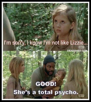 The Walking Dead: The creepiest kid