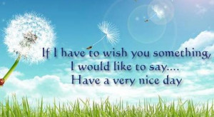 Best Wishes Quotes