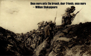 ... war quotes william shakespeare 1277x798 wallpaper Military Soldiers HD