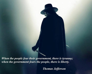 Thomas Jefferson Quote On Liberty and Tyranny