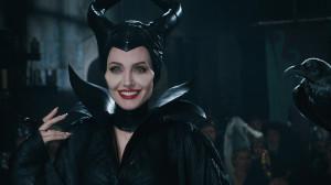 angelina jolie smile in maleficent movie desktop hd wallpaper free