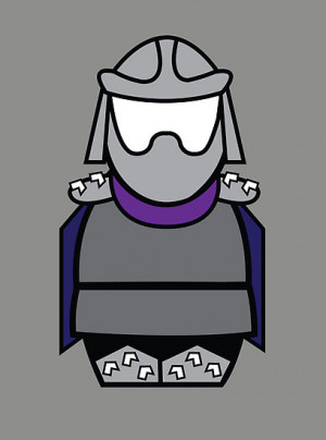 ... Ninja Turtles - version 3 (without quote) by Awesome Designing.com