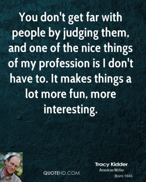 Funny Quotes About Judging...