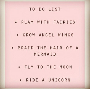 angel fairies fly grow mermaid moon quotes unicorn