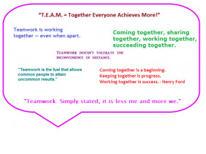 quotes unity team quotes about team success for the unity of