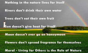 dont-drink-their-own-water-trees-dont-eat-their-own-fruit-nature-quote ...