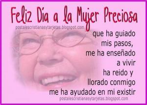 feliz dia mujer a madre mama anciana feliz cumpleaños abuela