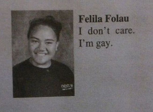 funniest yearbook quotes ever