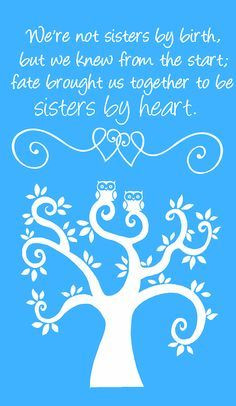 quotes about sisterhood - Google Search