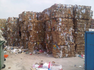 View Product Details: OCC waste paper